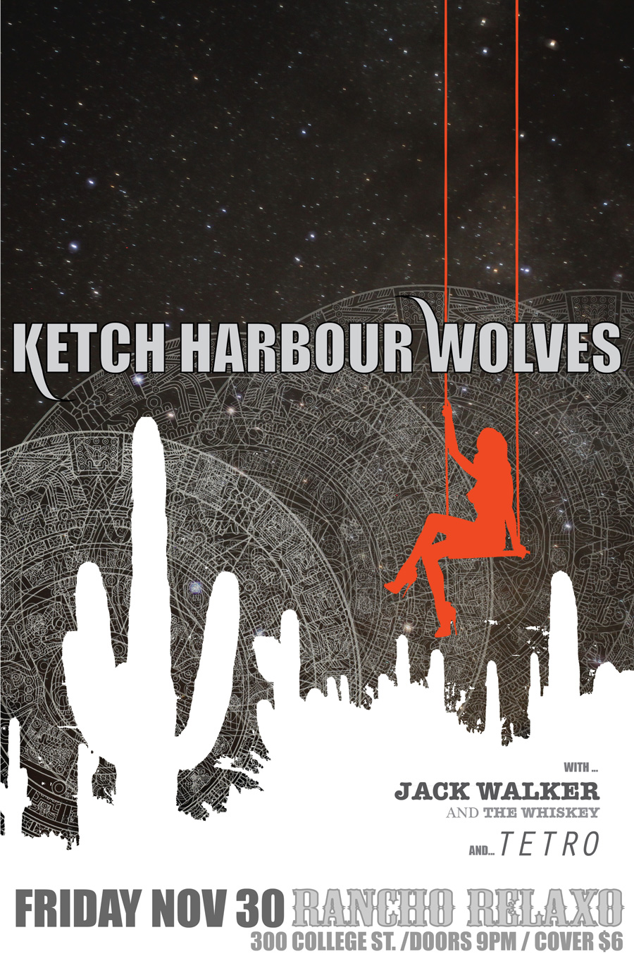 Ketch Harbour Wolves | Rancho Relaxo | Fri Nov 30